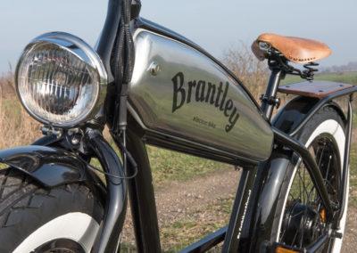 Retro Electric Fatbikes Brantley Black - by Fatbikes4fun.nL