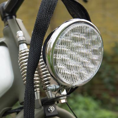 Retro koplamp-liberator