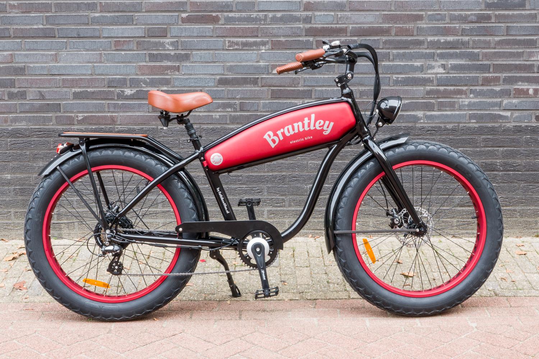 Brantley Black Special Edition Fatbikes4fun