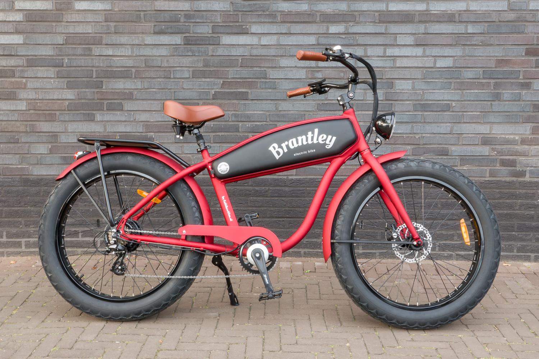Brantley Red Special Edition - Fatbikes4fun